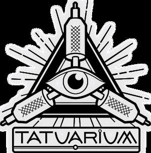 Logo of the Tatuarium Tattoo Studio in Vienna